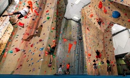 Rock Climbing Long Island Groupon