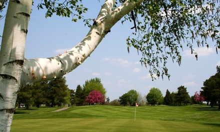$49 for 18 Holes of Golf for Two with Cart at Centerpointe Golf Club (Up to $80 Value)