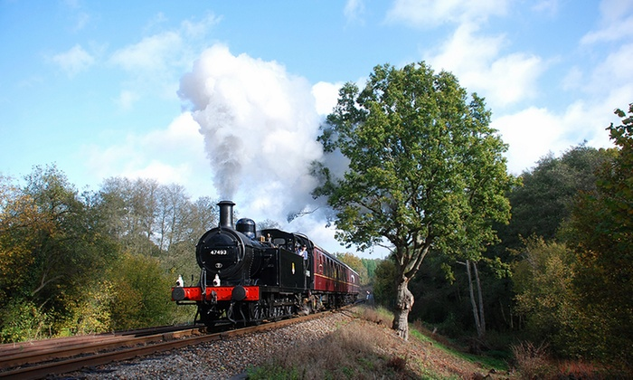Spa Valley Railway - Royal Tunbridge Wells: Spa Valley Railway: Two Adults or One Family Ticket From £8 (Up to 62% Off)
