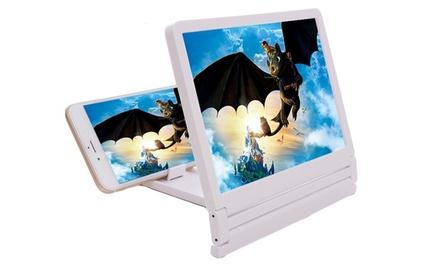 Ecrã amplificador para smartphones por 11,90€