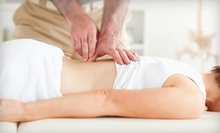 Tuina Massage with or without Acupuncture Session at Inwood Acupuncture (Up to 73% Off)