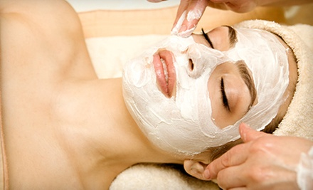 One or Two Facials and Body Wraps at NBalance Body &amp; Skin Studio (Up to 71% Off)