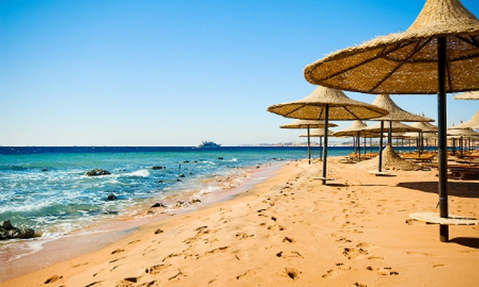 Clear Sky Holidays - Clear Sky Holidays: Sharm El Sheikh: 5 or 7 Night All-Inclusive Stay With Flights and Transfers For Two from £299 Per Person