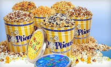 Gourmet Popcorn Bags or Tins at Poptions Popcorn (Half Off)