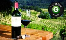 Five-Hour Summer Wine Tour with Tastings for One or Two from Niagara Fun Tours (Up to 58% Off)