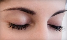 One or Two Sets of Cluster or Flare Eyelash Extensions from June Davis at Lux Salon Studio (Up to 70% Off)