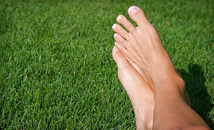 Laser Nail-Fungus Removal for 5 or 10 Toes at Kane Podiatry (Up to 75% Off)