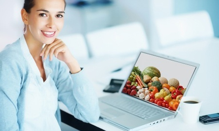 18 Module Online nutrition course for £49 (£295) - London: Online Nutritionist Course for £49 with The Fitness Training Company (83% Off)