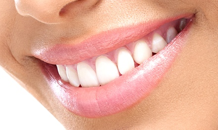 $59 for a Dental-Checkup Package from Sarah M. Withrow, DMD at Arlington Dentistry ($364 Value)