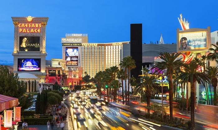 Las Vegas For Beginners