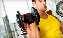 $49 for One Month of Boot-Camp Classes at Brickhouse Gym ($150 Value)