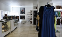 $15 for $30 Worth of Designer and Vintage Resale Clothing and Accessories at E-Collectique Runway Boutique