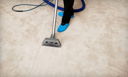 Steam Carpet Cleaning for Four or Six Rooms or a Whole House from Cleancore Services (Up to 55% Off)
