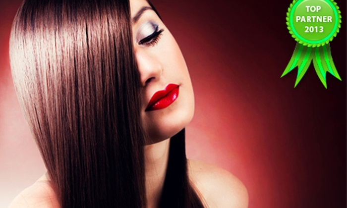 Classic Hair and Beauty Salon - Classic Hair and Beauty: Brazilian Blowout with a Cut at Classic Hair and Beauty Salon