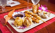 $15 for $30 Worth of Thai Cuisine for Dinner at Siam Square Thai Cuisine
