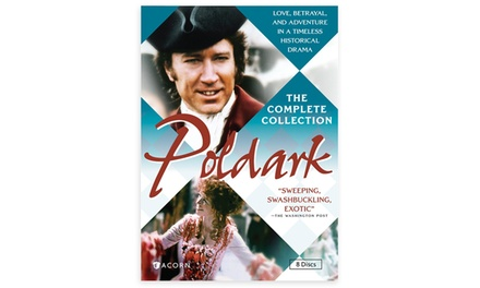 Poldark: The Complete Collection on DVD