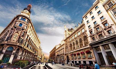 Supraflights — Madrid: 3 noites para uma pessoa em hotel 2*, 3* ou 4* com voos e taxas desde 139€