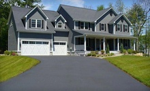 Seal Coating for Two- or Three-Car Driveway from Suburban Seal (Up to 51% Off)