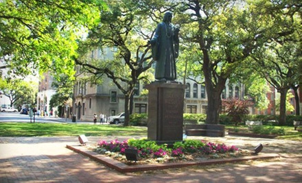 Public Walking Tour for Two or Four from Savannah Belle Tours (Up to 55% Off)