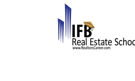 Up to 70% Off Real Estate License Courses at IFB Real Estate School