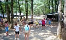 Four- or Eight-Week Kids Day-Camp Session at Day Camp in the Park (Up to 51% Off)