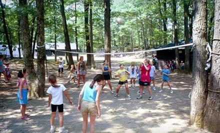 Four- or Eight-Week Kids' Day-Camp Session at Day Camp in the Park (Up to 51% Off)
