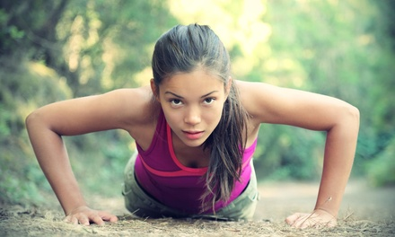 Up to 87% Off Boot Camp at Carson Fit