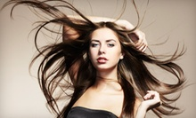 Salon Package at Kristen Salon (Up to 52% Off). Three Options Available.