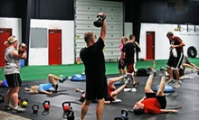 10 Fitness Classes or One Month of Unlimited Classes at Evolve (Up to 77% Off)