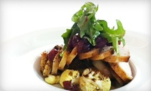 C$15 for C$30 Worth of Seasonal Pacific-Northwestern Cuisine at Lava Room Dining and Lounge