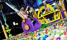 All-Day Visit with Bowling for Two or Four or Birthday-Party Package for Up to 10 at Fun City (Up to 52% Off)