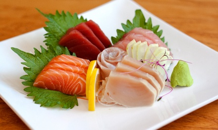 Japanese Cuisine at Benkay Japanese Restaurant & Sushi Bar (Up to 50% Off)