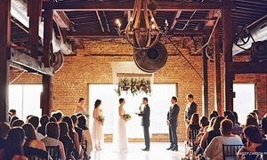 $12 For General Admission For One To The Big Fake Wedding Charleston On April 15 ($25 Value)