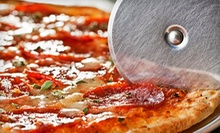 The Pizza Machine & Co. – $20 for Two Vouchers, Each Good for $20 Worth of Pizza and Italian Food ($40 Value)