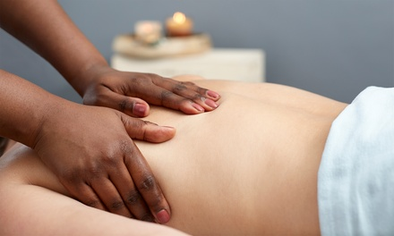 60-Minute Customized Massage with Optional Foot Detox at A New You Body Works (Up to 51% Off)