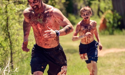 One or Two Groupons, Each Good for One Human Entry in the Zombie Bolt 5K Race on October 4 (Up to 54% Off)