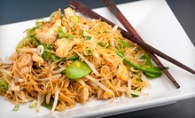 $15 for Three Groupons, Each Good for $10 Worth of Thai Cuisine at Thai Gold Triangle Restaurant ($30 Total Value)