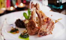 Sustainable French Food and Drinks at Le Central (Up to 53% Off). Two Options Available.