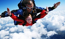 $139 for One Tandem Jump and Commemorative T-Shirt at Skydive Tampa Bay, Inc. ($239 Value)