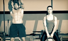 Four or Eight Weeks of Boot-Camp Classes at 4EVR Fit (Up to 81% Off)