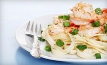 Italian Cuisine at Giuseppe's Ristorante (Up to 52% Off). Three Options Available.