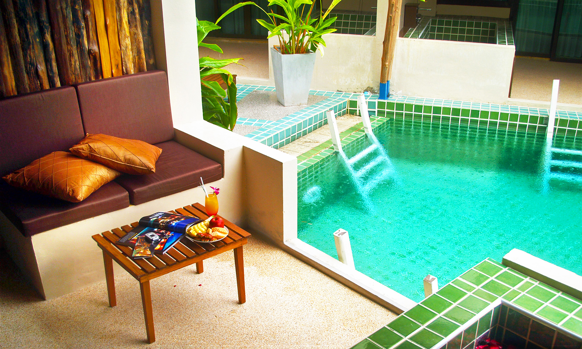 Pool View/Pool Side Room, Hua Hin 3