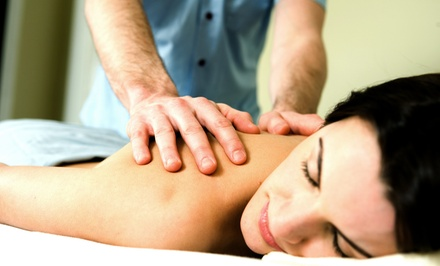 Swedish or Deep-Tissue Massage with Optional Red-Light Therapy at Euphoria Massage & Healing (Up to 63% Off)