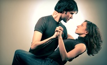 $55 for a Dance-Lesson Package for an Individual or Couple at Birmingham Ballroom ($270 Value)