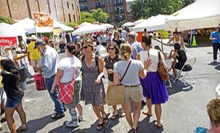Two-Day Visit or Season Pass for Two at Randolph Street Market (Up to Half Off)