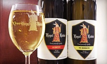 Wine Tasting for Two, Four, or Eight with Take-Home Bottles of Wine at Royal Rabbit Vineyards (Up to Half Off)