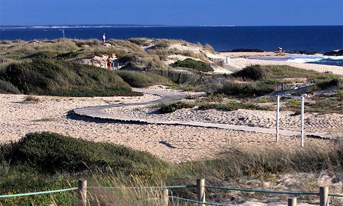 Casa Branca Beach & Golf Hotel 4* — Gaia: 1 ou 2 noites para dois com pequeno-almoço, welcome drink e spa desde 59€