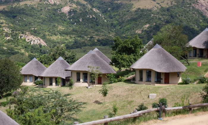 Maguga Lodge - Maguga Lodge: Swaziland: Stay for Two, Including Breakfast at Maguga Lodge
