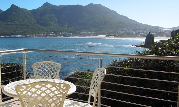 Flora Bay Resort - Flora Bay Resort: Hout Bay: Two or Three-Night Stay for up to Four People at Flora Bay Resort