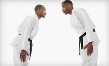 $139 for One Month of Classes, Registration Fee, and Uniform at Rilion Gracie Jiu Jitsu Academy ($279 Value)